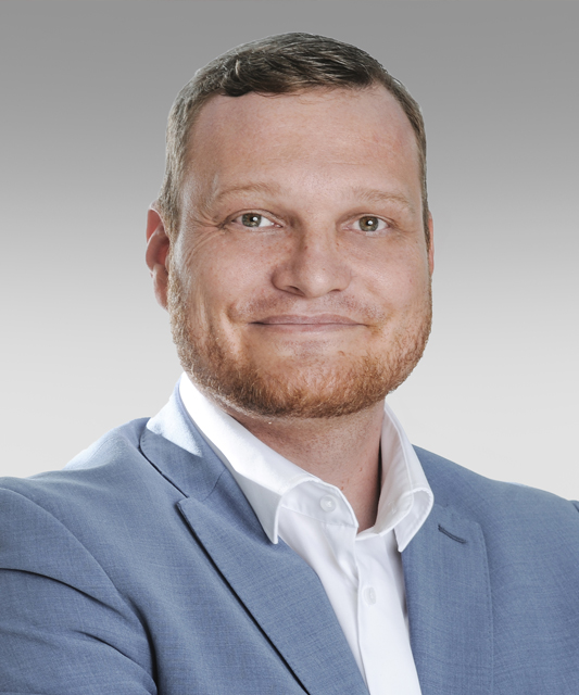 Brandmanager Thomas Willmann