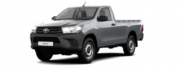 Hilux Single-/Extra Cab